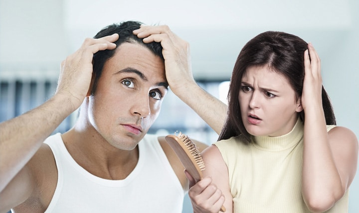 Hair Loss in Men Women