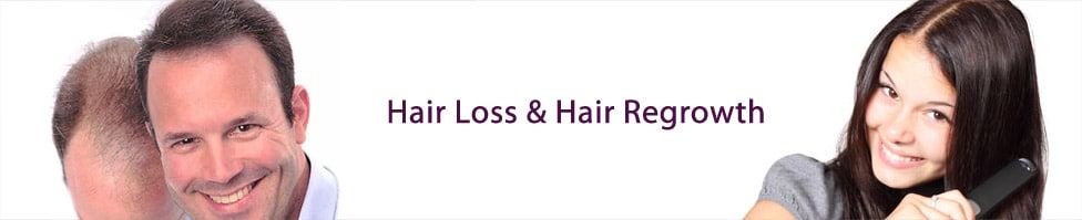 hair loss in men & women