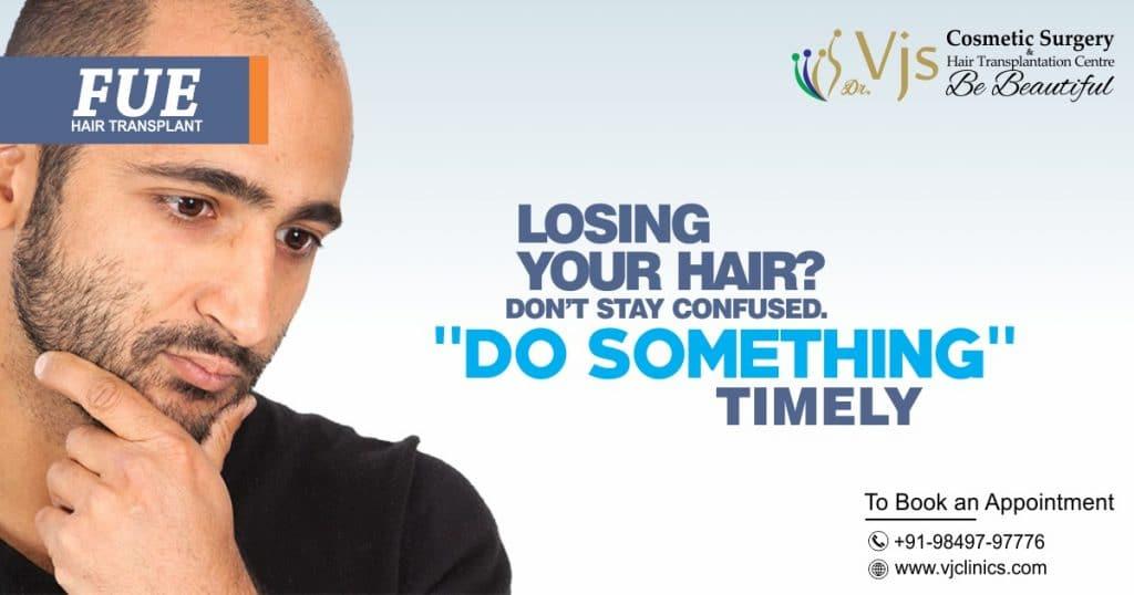 An Artistic hair transplant was my last option