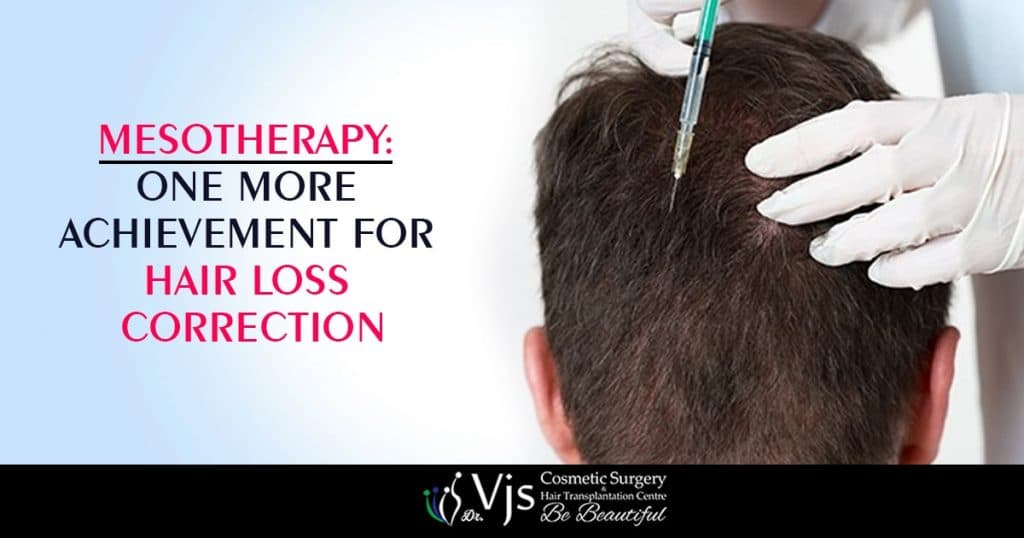 Mesotherapy in Anakapalli – Affordable Cost Mesotherapy For Hair Loss