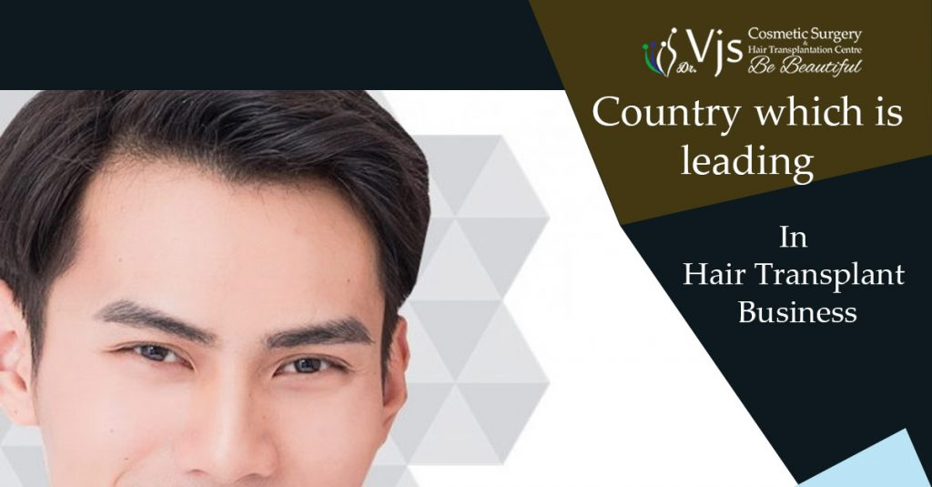 Hair Transplant: India is the country which leads in the business of harvesting hair