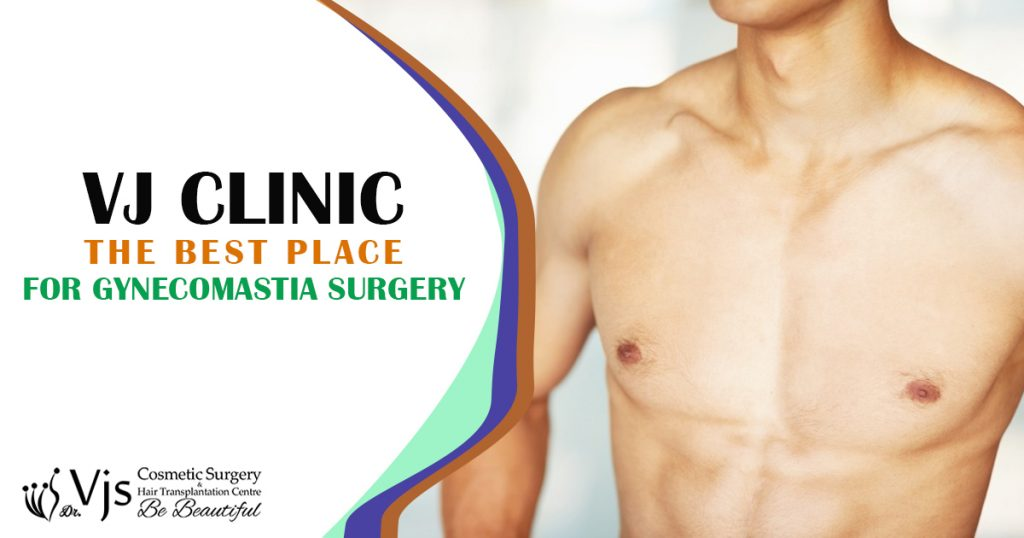The rising cases of Gynecomastia or male boob surgery