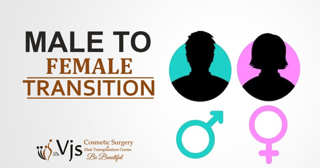 What do I need to know about Transition process from male to female?
