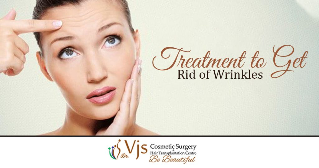 Cosmetic procedure: What are the various procedures that help in treating the wrinkles?