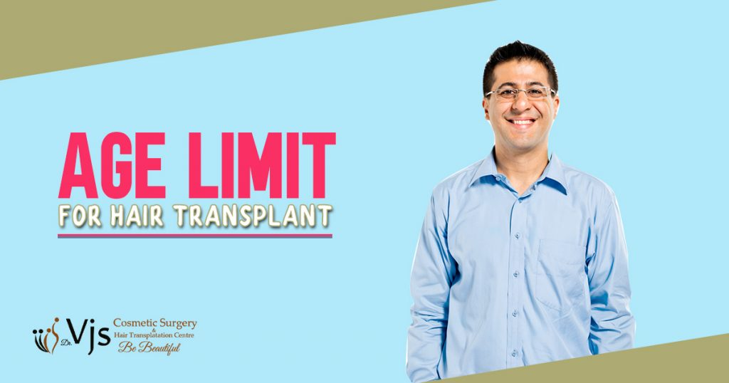 Myths & Facts about Age limit for Hair Transplant