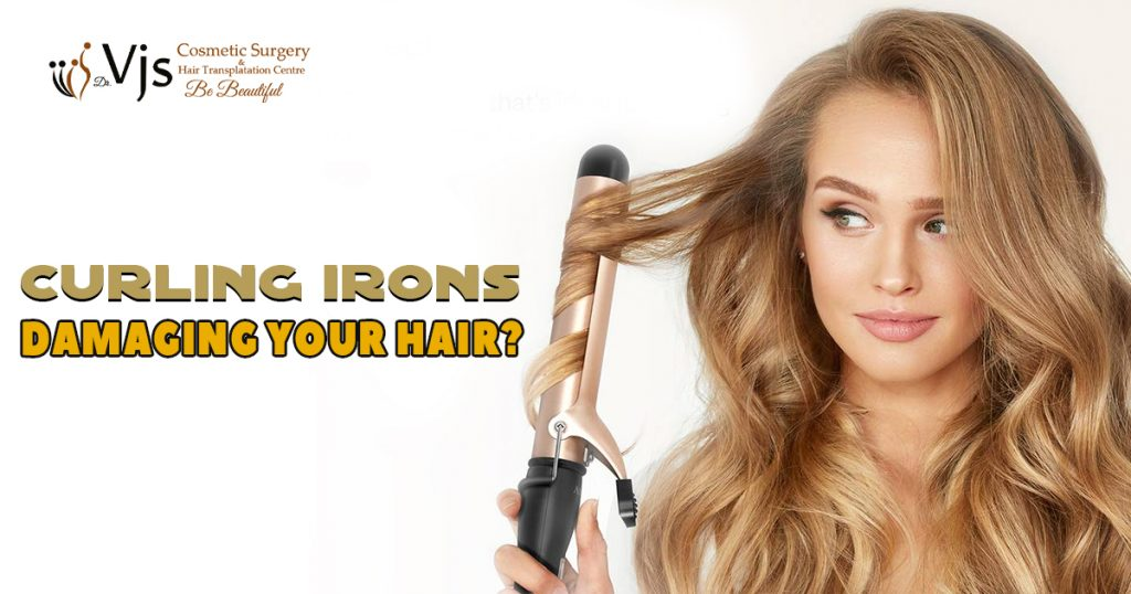 Do Curling Irons Really Damage Your Hair? This Is What You Need To Know