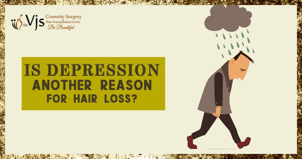 Is Depression and antidepressant medications lead you to Hair Loss?