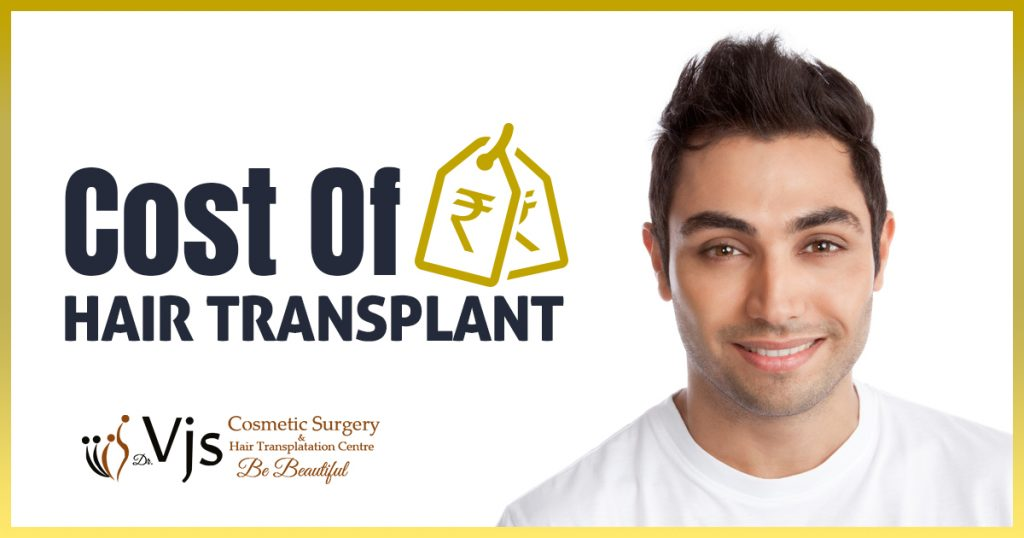 What are the different factors to determine the cost of a hair transplant?