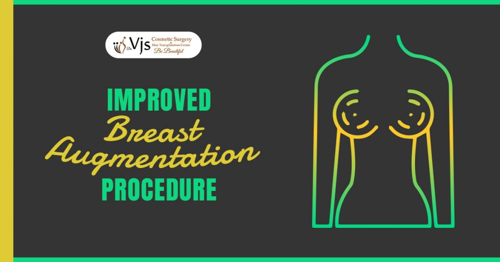 How has the breast augmentation done nowadays in better as compared to earlier?
