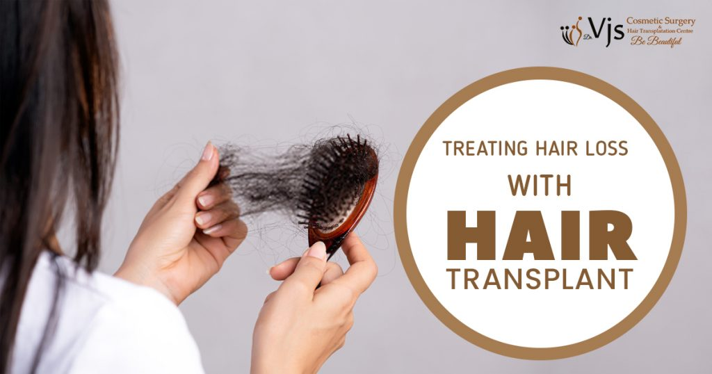 Is it true the hair loss can be treated permanently with hair transplant?