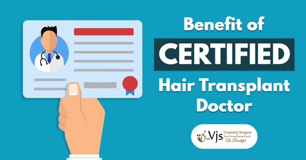 How Certified Hair Transplant Surgeon Will Save Your Money?