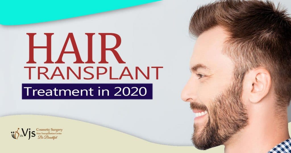 Explain in detail about the effective treatment of hair transplant in 2020