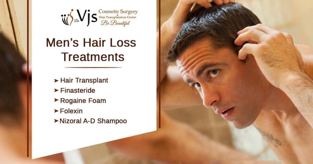 What are the best Men's Hair-Loss Treatments to grow natural looking hair?
