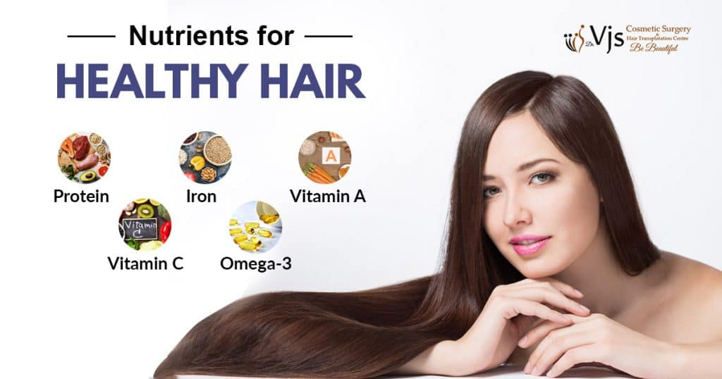 Hair Growth: What are the nutrients you need to consume for healthy hair?
