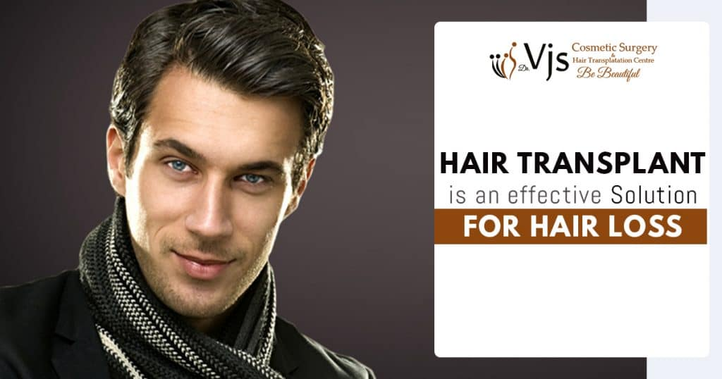 Is it true that undergoing hair transplantation will solve the hair loss problem permanently?