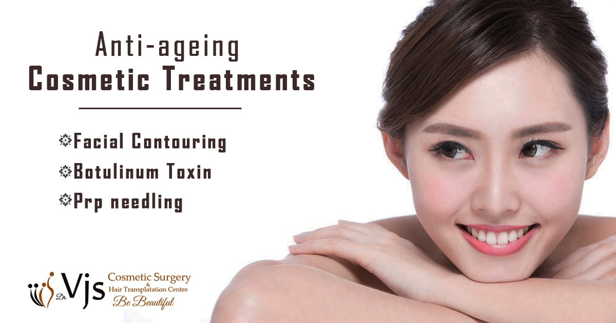 Topmost Anti-aging Cosmetic Treatments Visakhapatnam, India