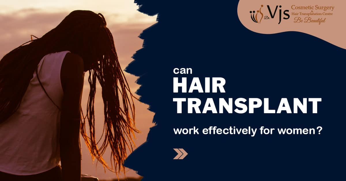 Is it true hair transplant treatment can work effectively for women