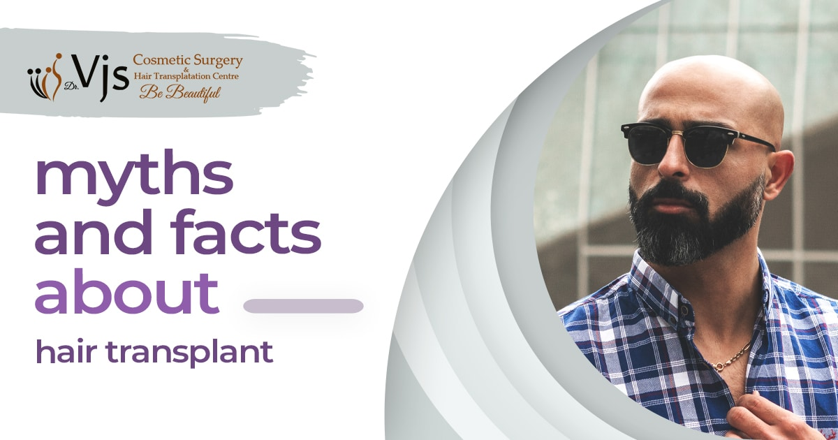What are the common myths and facts about hair transplant treatment