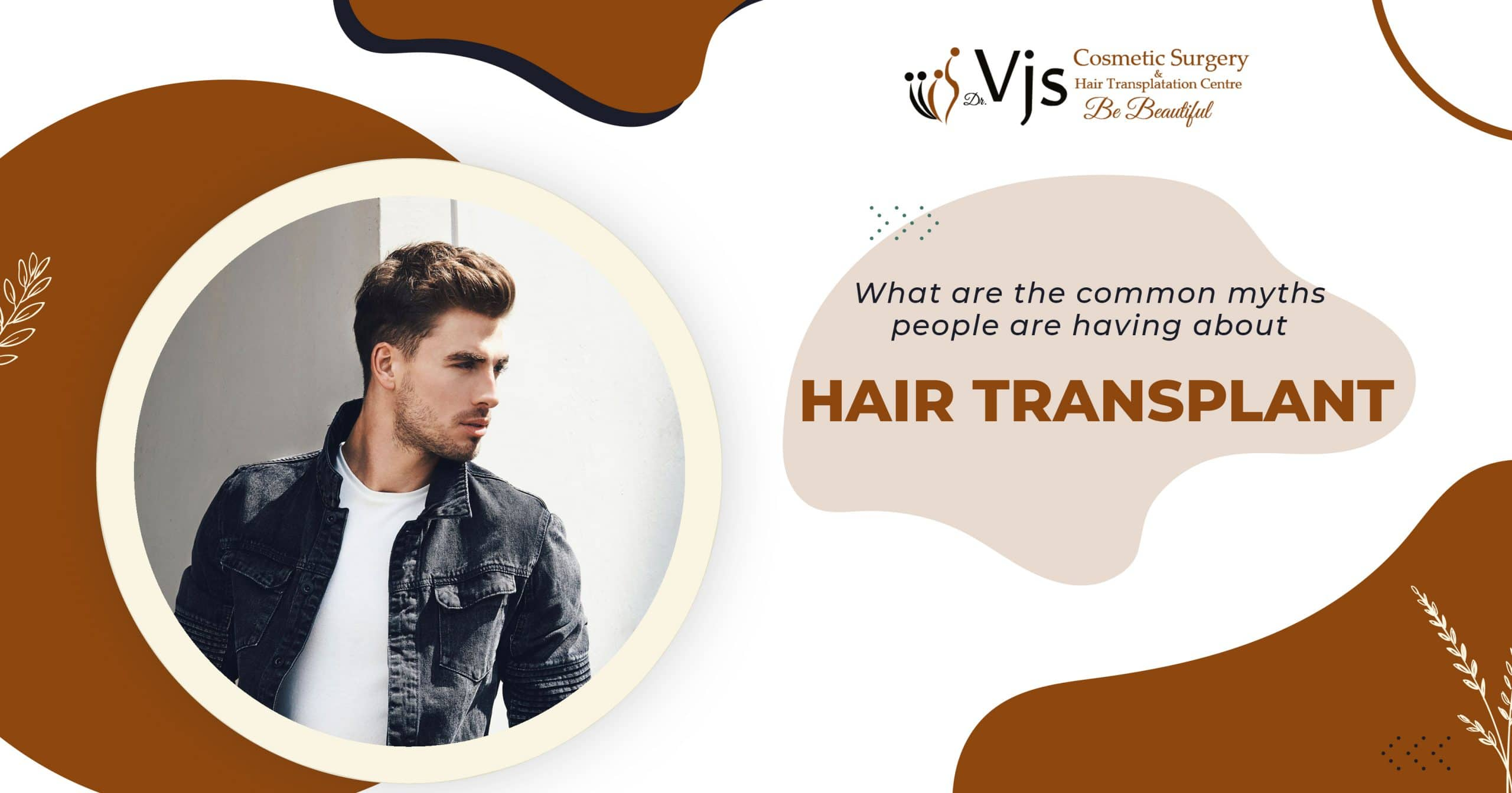What are the common myths people are having about Hair transplant?