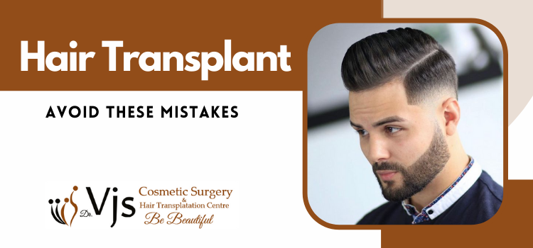 Never Do These Mistakes When You are Up With The Hair transplantation Procedure